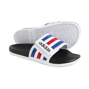 Adidas Adilette Comfort Adjustable Men's Slides Sandals Slipper Casual FY8095