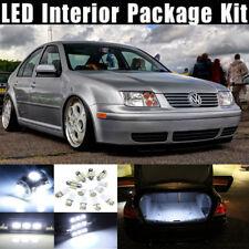 11pcs White SMD LED Interior Lights Kit For MK4 VW Golf GTI Jetta 99-05