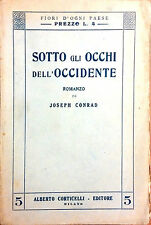 SOTTO GLI OCCHI DELL'OCCIDENTE DI JOSEPH CONRAD