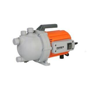 Pompe de surface 600W jardin piscine aspiration 3100 l/h - profondeur 9m max