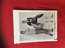 m2e ephemera 1950s film picture cutting dean martin jerry lewis the caddy