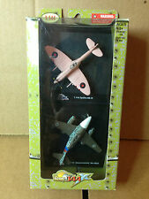 21st Century Ultimate Soldier 1:144 Spitfire Mk IX & Me-262A