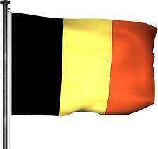 Fahne Belgien - Hissfahne 150x100cm - Premium Qualität