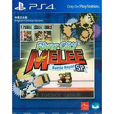 River City Melee: Battle Royal Special SP [PlayStation 4 PS4, Ransom Action] NEW