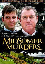 Midsomer Murders: The Complete Series Nine (DVD, 2014, 6-Disc Set)