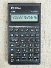 HP 20S Scientific Calculator without Case