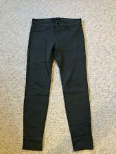 STITCH FIX Liverpool JEANS PANTS Peat Green Ponte Skinny Ankle Pants NWOT 6/28