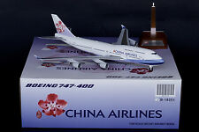 China Airlines Boeing 747-400 Reg: B-18251 JC Wings 1:200 Diecast Models XX2360