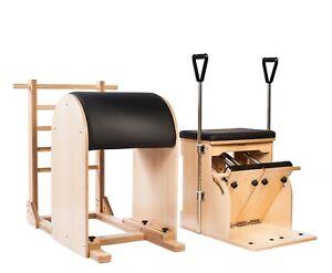 Combo Chair & Ladder Barrel Pilates