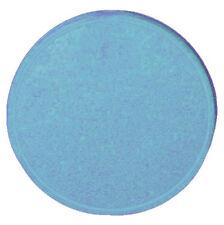 Confettis de scène ronds bleu turquoise 100 grammes papier de soie 900046