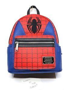Loungefly Marvel SPIDERMAN Mini Backpack BNWT