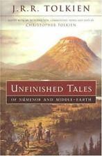 Unfinished Tales of Numenor and Middle-Earth by J. R. R. Tolkien For Charity
