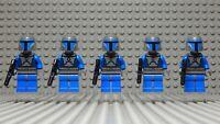 LEGO Star Wars Mandalorian Jetpack Trooper Minifigures Lot 7914 sw0296