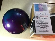 RARE NEW IN BOX Storm Astro Physix 14lb Bowling Ball