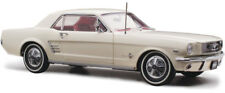 Classic Carlectable Ford Pony Mustang Wimbledon White RHD #18644