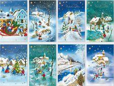 50 Weihnachtskarten Glückwunschkarten Weihnachten Weihnachtskarte sk 4548