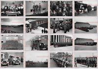 108 Stücke Altes Foto Zweiter Weltkrieg Deutschland Heer Soldat Panzer Armee pC