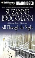 All Through the Night (Troubleshooters, Book 12)  (ExLib) by Brockmann, Suzanne