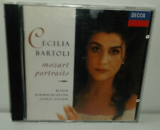 443 452-2 Mozart Portraits Cecilia Bartoli Weiner Kammerorchester Gyorgy Fischer