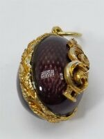 Women's Gold Plated Sterling Silver 925 Charm Free Shipping! #80132