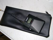 Shure ULXD1-G50 Wireless Bodypack Transmitter, G50 (470-534 MHz) Excellent Clean