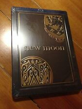 The Twilight Saga: New Moon (Blu-ray Disc, 2010) Steelbook Edition