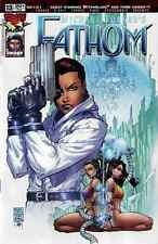 MICHAEL TURNER'S FATHOM #13 VERY FINE/ NEAR MINT 1998 TOP COW IMAGE