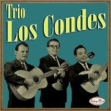 TRÍO LOS CONDES iLatina CD #24 Voces y Guitarras Bolero Guaracha Vals Pasillo
