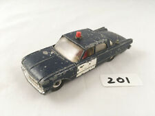 VINTAGE DINKY TOYS # 264 FORD FAIRLANE RCMP POLICE CAR CANADIAN MOUNTED DIECAST