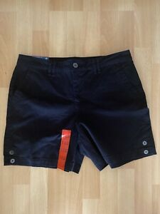 Bandolino Ladies Shorts Black Size Uk12