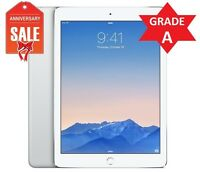 Apple iPad mini 3 128GB, Wi-Fi + Cellular (Unlocked), 7.9in - Silver GRADE A (R)