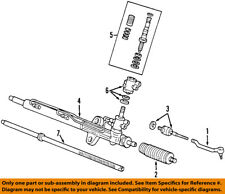HONDA OEM-Tie Rod Boot 53534SDAA01