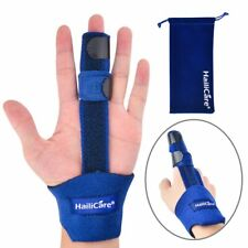 Adjustable Finger Correction Stabilizer Brace Splint Pain Relief Rehabilitation