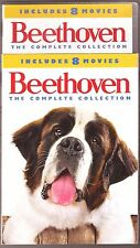 Beethoven The Complete Collection All 8 Movies on DVD BRAND NEW