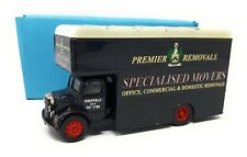 Corgi 1/50 Bedford Luton Van Premier Removals Specialised Movers model car metal