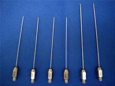 Coleman style Micro Injection LIPOSUCTION Cannulas fat transfer tools