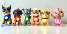 Paw Patrol Mighty Super Pups Light Up Figures Full Set Of 6 Figures 🐾