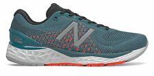New Balance Hombre Zapatos De Espuma Fresco 880v10 Azul Con Rojo