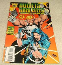 MARVEL/DC AMALGAM COMICS BULLETS AND BRACELETS # 1 VF
