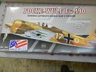 GUILLOWS 406 FOCKE-WULF Fw-190 BALSA FLYING MODEL KIT-NIB RC Airplane balsa kit