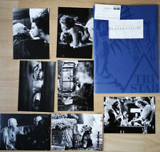 MARY SHELLEY - FRANKENSTEIN 1994 * GERMAN PRESS CAMPAIGN + PHOTOS