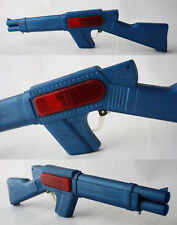 """Rare Vintage 70'S Browning 17"""" Space Friction Toy Gun Greek Greece New Nos !"""