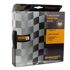 New Continental Podium TT Tubular Bike Tire Black 28 x22mm 700c