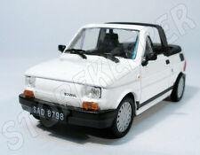 Fiat 126p Cabrio - 1/43 - DeAgostini - Cult Cars of PRL - No. 88  LAST ITEMS!!!