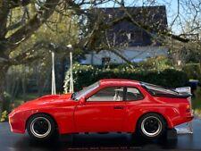 AUTOart  1:18 Porsche 924 Carrera GT 1980 red  #78003 by  RACEFACE-MODELCARS