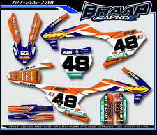 KTM-65 Graphics Decal Kit 2016-2017-2018 DNGY