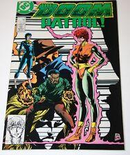 The Doom Patrol DC Comics comic book Issue #4 January 1988 Mint