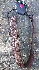 COWGIRL GYPSY HEADBAND fabric Leather boho Southwest western