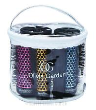 "Olivia Garden MultiBrush ""One handle, Multi barrels"" Set of 6pcs brushes"