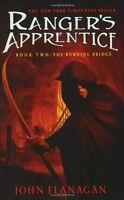 The Burning Bridge (The Rangers Apprentice, Book 2) by John A. Flanagan